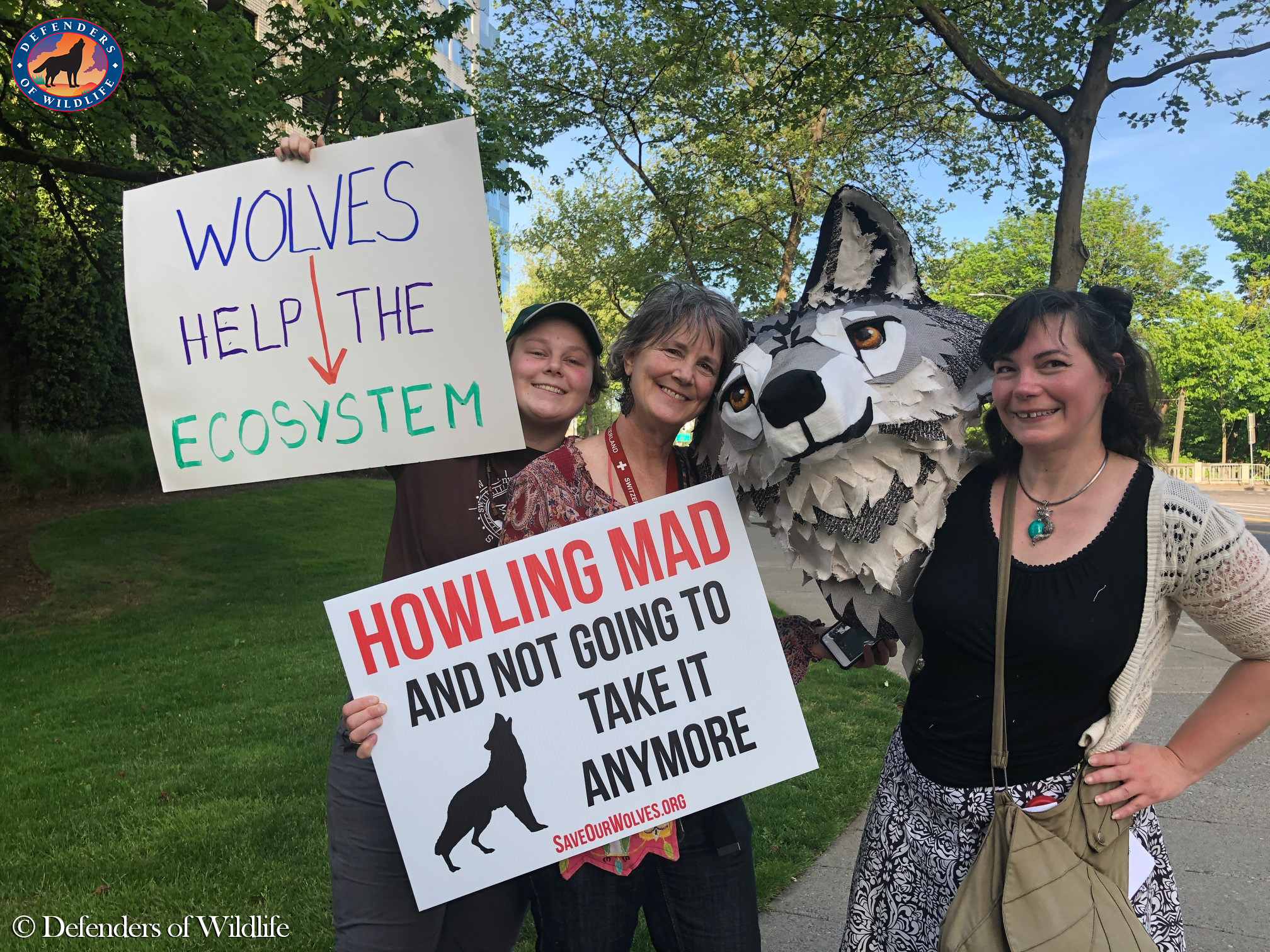 Wolf delisting hearing OR