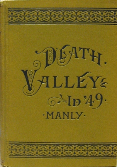 Death Valley book