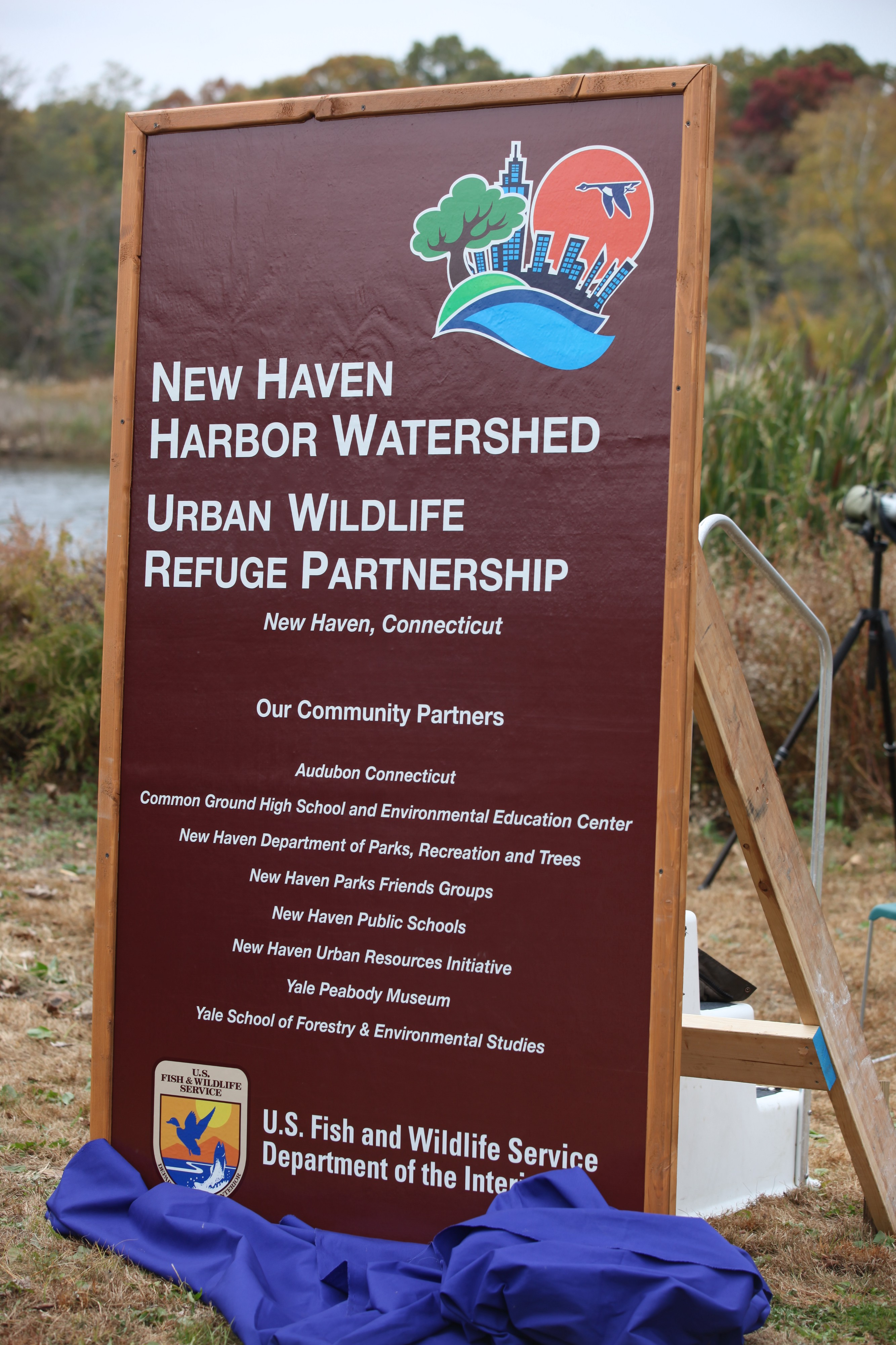 Designation of the Urban Oases project in the New Haven Harbor Watershed
