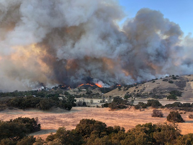 2018-From-Mulholland-overlooking-Gillette-Ranch-wildfire-CA-NPS