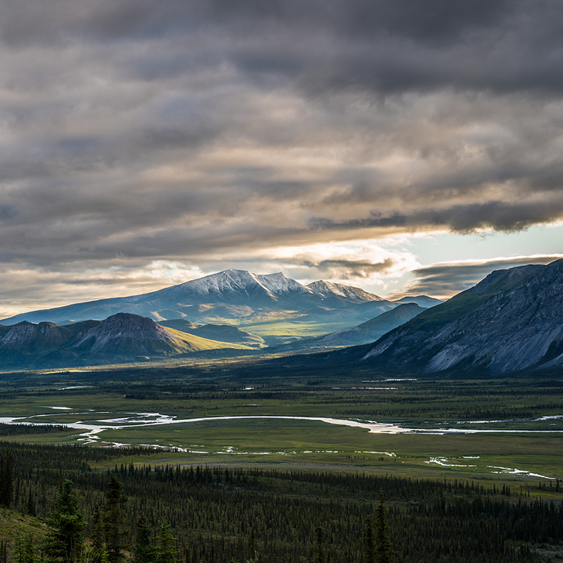 Sheenjek River, Arctic National Wildlife Refuge