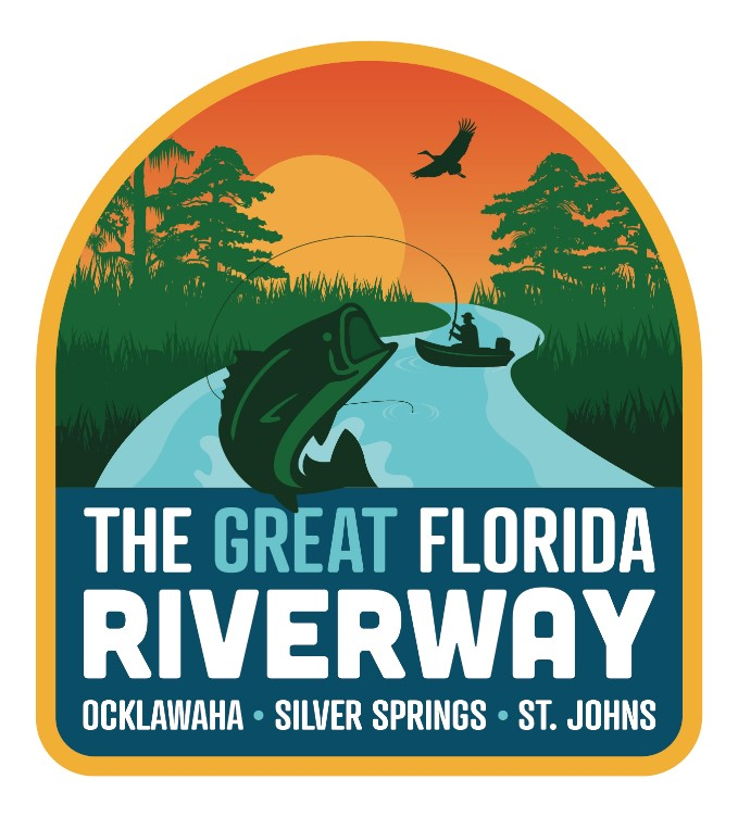 The Great Florida Riverway logo