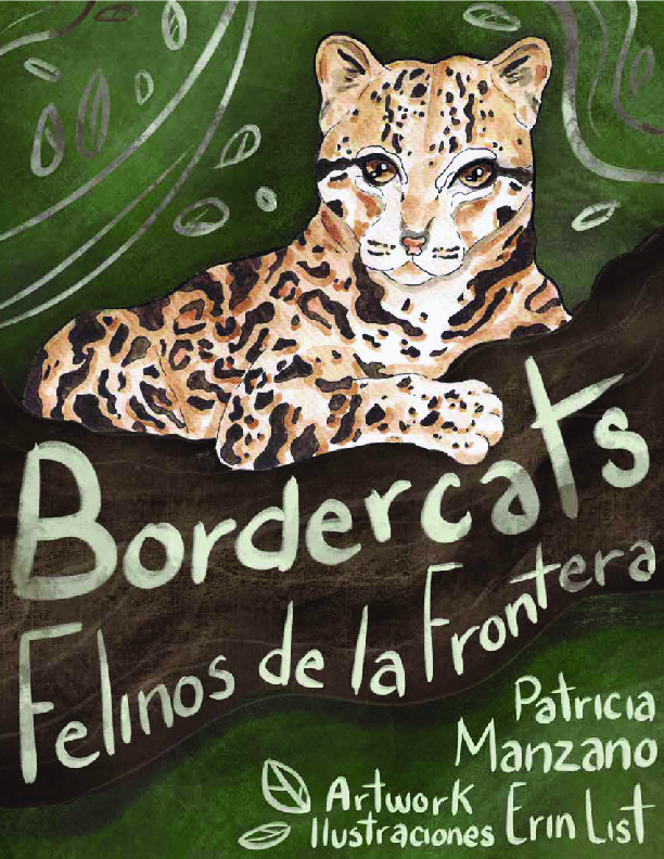 Bordercats booklet cover