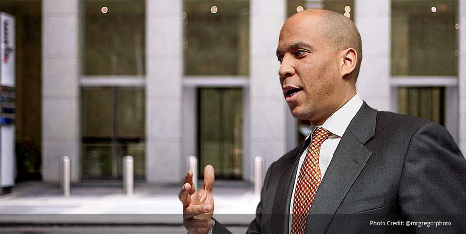 Cory Booker - Defender to the Core