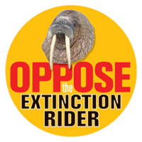 Oppose the Extinction Rider