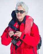 Nancy Gloman, Vice President of Field Conservation Programs