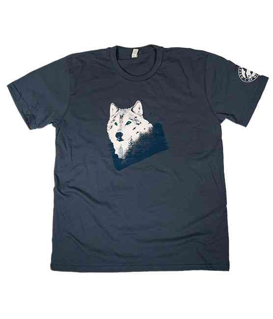 25th Wolf Anniversary T-Shirt