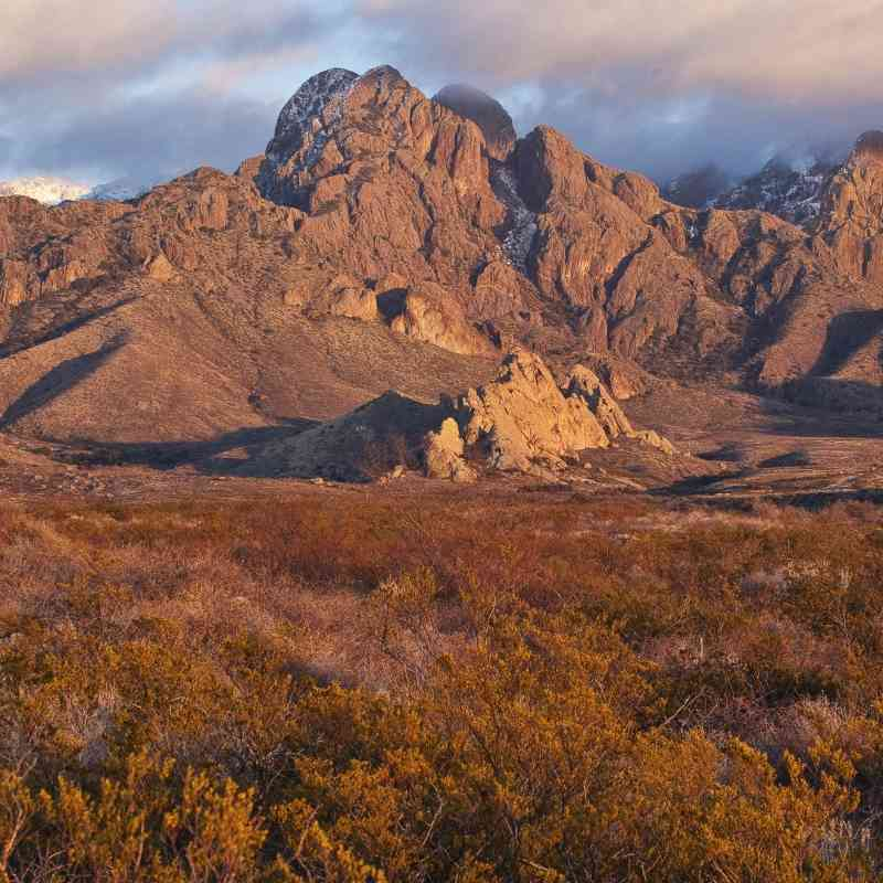 Organ Mountain-Desert Peaks National Monument