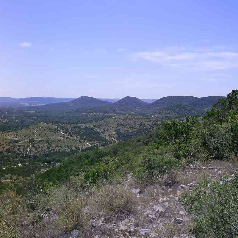 Hill Country State Natural Area in Bandera County