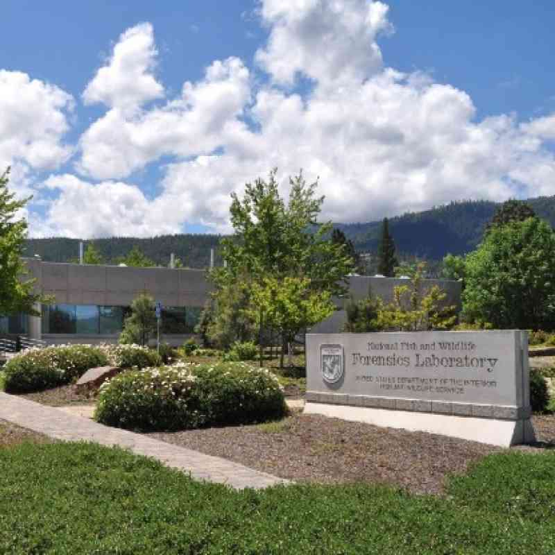 Clark R. Bavin National Fish and Wildlife Forensics Laboratory