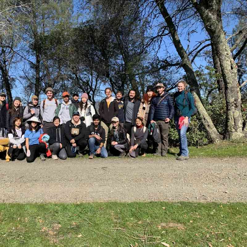 Group Photo - California - Quail Ridge Nature Walk